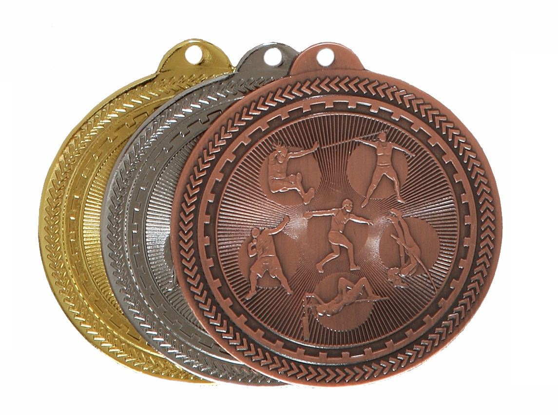 Super Value Field Athletics Medal (size: 50mm) - 63564