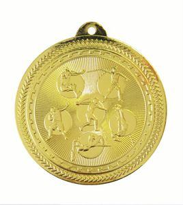 Gold Super Value Field Athletics Medal (size: 50mm) - 63564