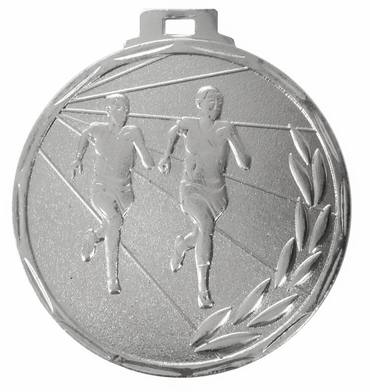 Silver Value Athletics Ray Medal (size: 50mm) - 7902