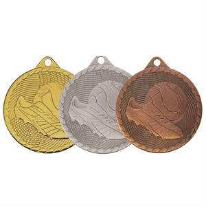 Isoline Economy Football Medal