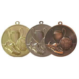 Super Economy Football Medal (size: 50mm) - ME47