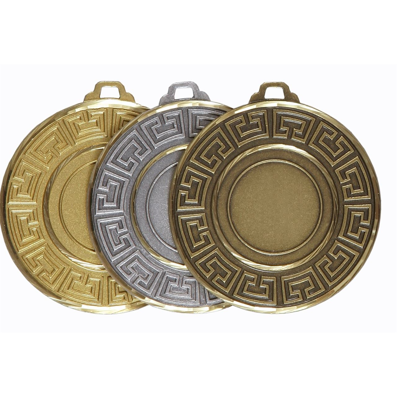 Faceted Athena Medal - 5555F