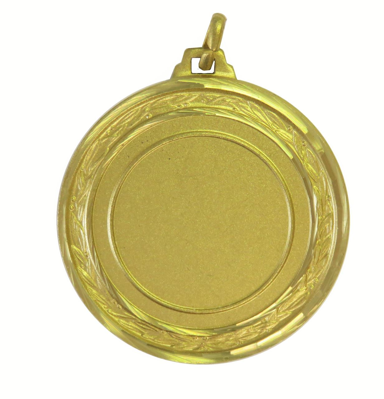 Gold Faceted Laurel Medal - 5500F