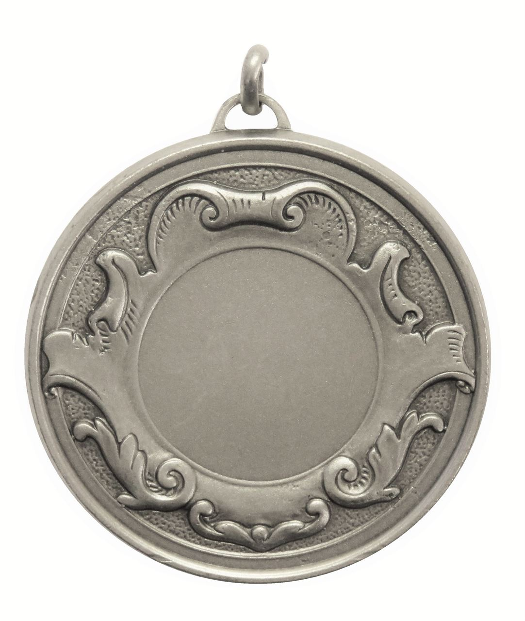 Silver Quality Royal Medal (size: 50mm) - 6005E