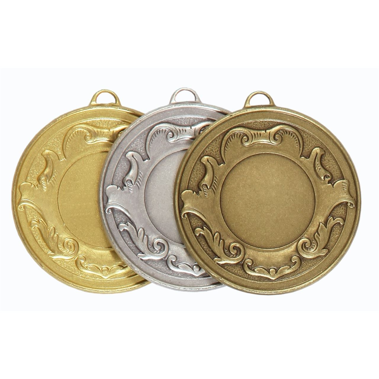 Quality Royal Medal (size: 50mm) - 6005E