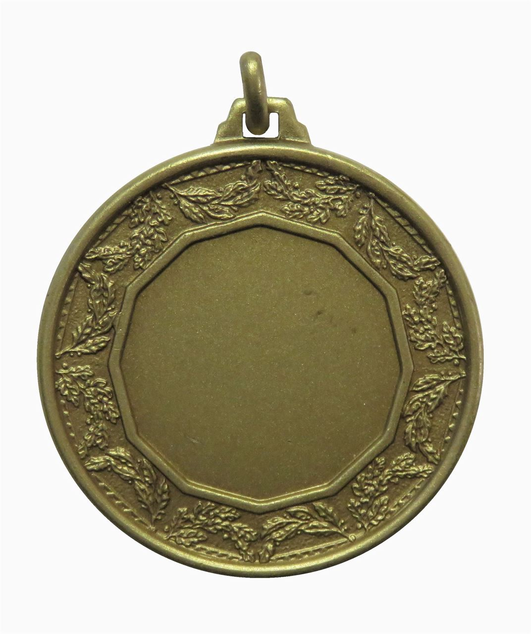 Bronze Quality Classic Laurel Medal (size: 42mm) - 5515E