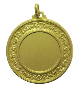 Gold Quality Vine Medal (size: 42mm) - 5550E