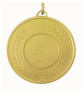 Quality Laurel Surround Medal