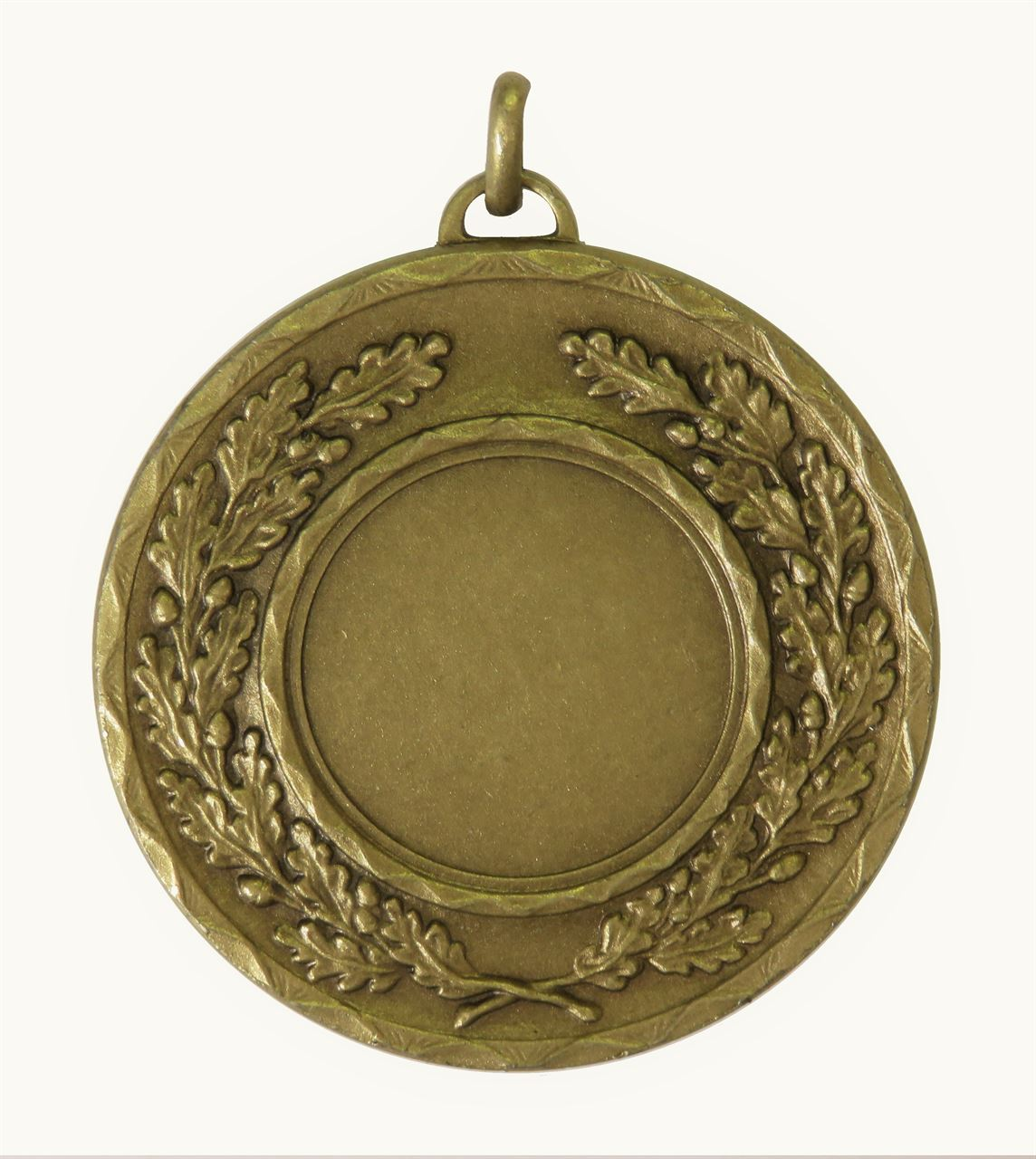 Bronze Quality Classic Wreath Medal (size: 50mm) - 5595E