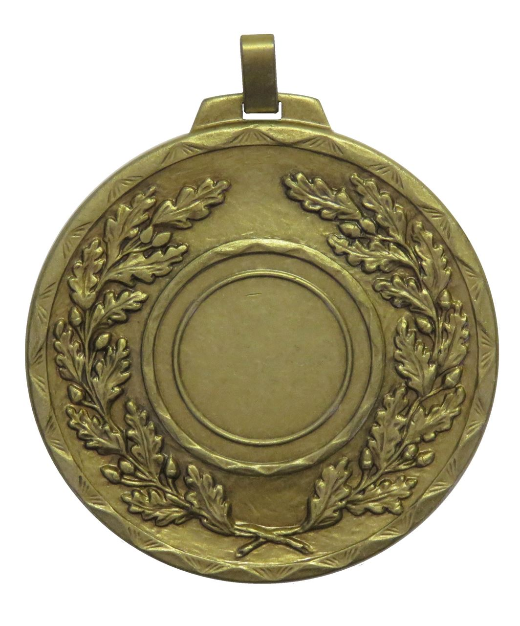Bronze Quality Classic Wreath Medal (size: 70mm) - 5595E