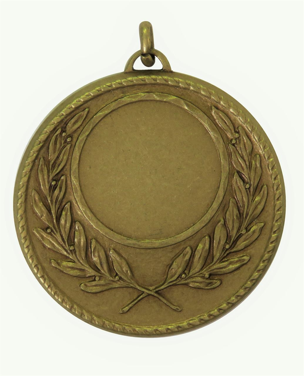Bronze Quality Wreath Medal (size: 50mm) - 5605E