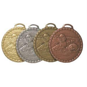 Female Crawl Value Swimming Medal (size: 50mm) - 673E