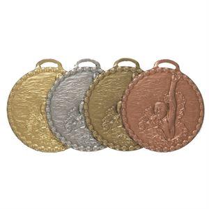 Male Back Stroke Value Swimming Medal (size: 50mm) - 674E