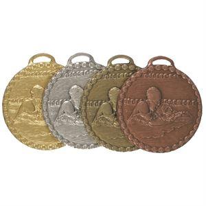 Female Breaststroke Value Swimming Medal (size: 50mm) - 679E
