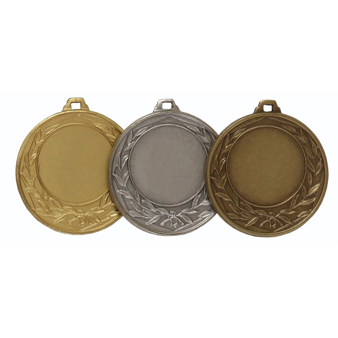 Quality Wreath Medal (size: 42mm) - 5405E