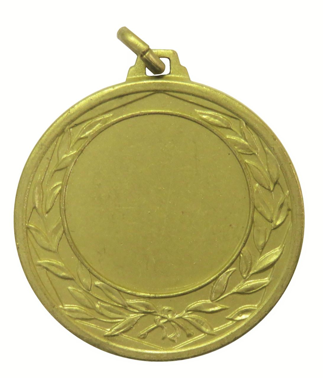 Gold Quality Wreath Medal (size: 42mm) - 5405E