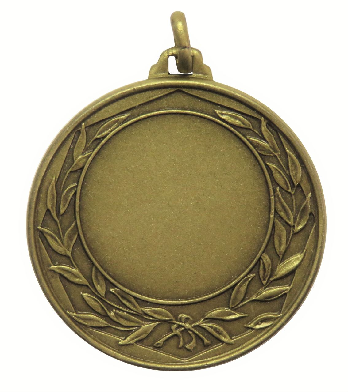 Bronze Quality Wreath Medal (size: 42mm) - 5405E