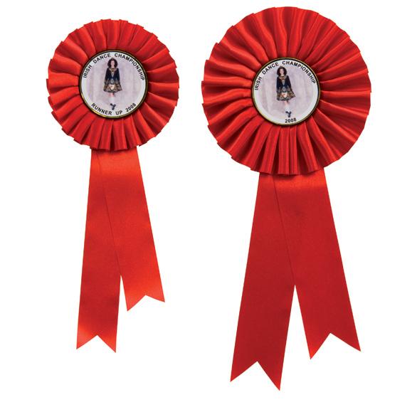 Champion Red Rosette - RO7258