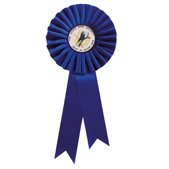 Champion Blue Rosette -RO7259