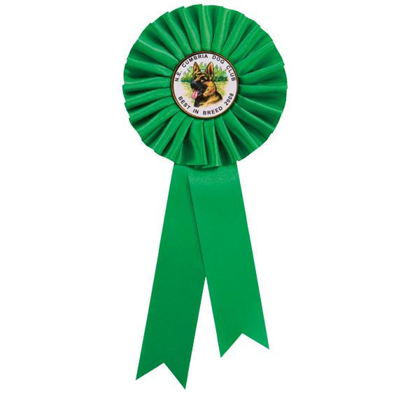 Champion Green Rosette - RO7261