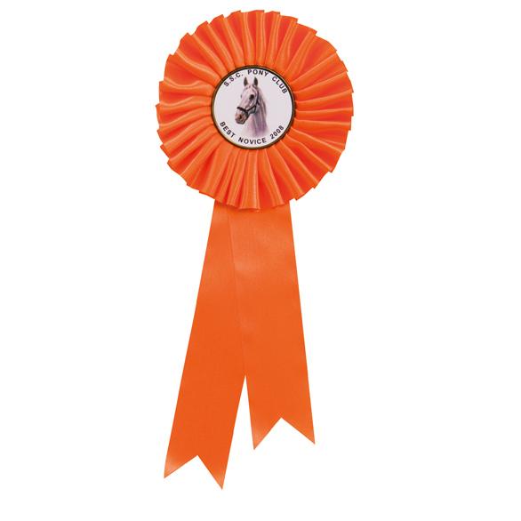 Champion Orange Rosette - RO7263