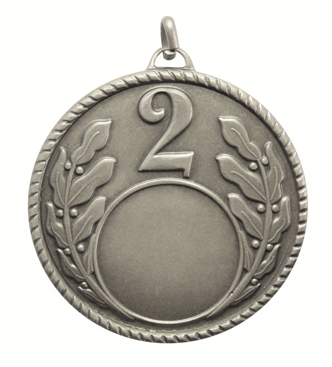 Silver Quality Royal Medal (size: 50mm) - 5802E