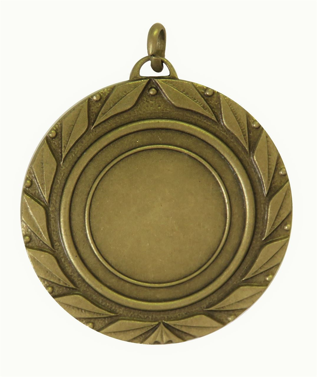 Bronze Quality Laurel Leaf Medal (size: 50mm) - 5705E