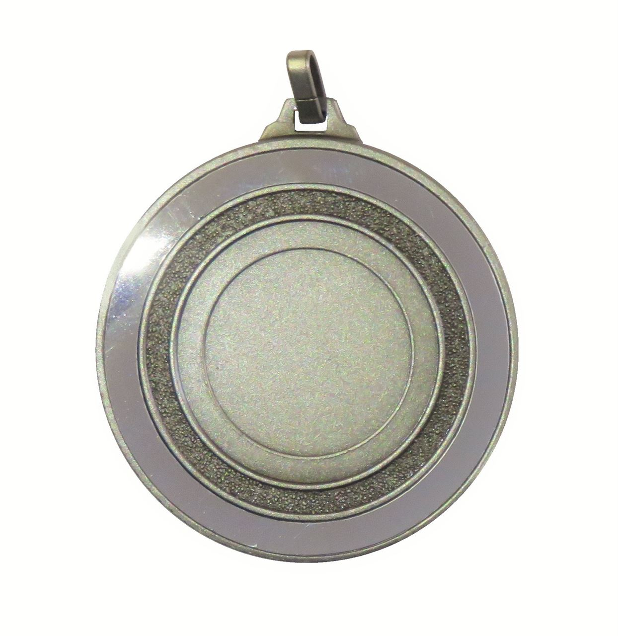 Silver Mirror Edge Medal (size: 52mm) - 5818M