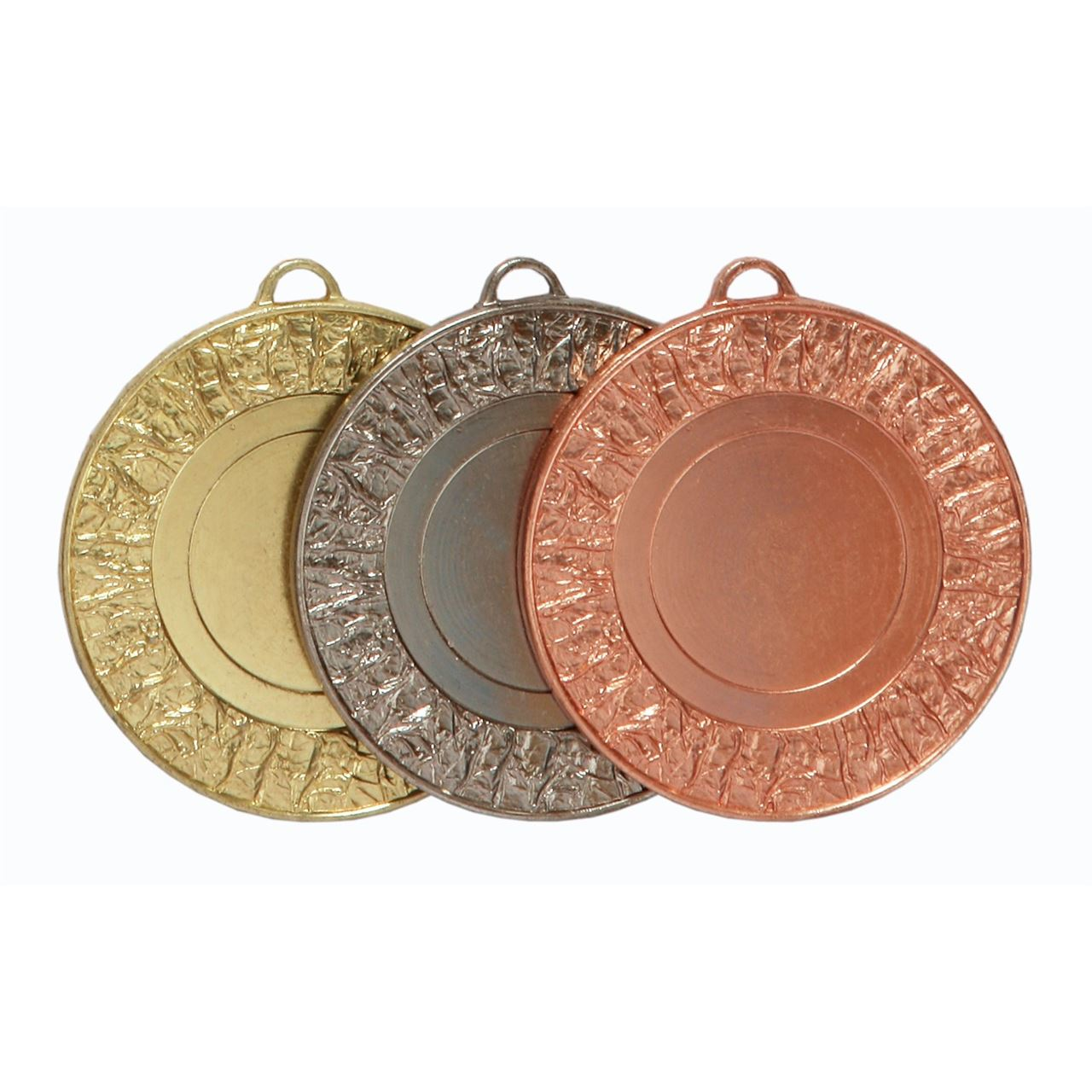 Glacier Bright Finish Medal (size: 50mm) - 5808