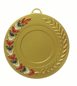 Red, White & Blue Enamel Laurel Medal