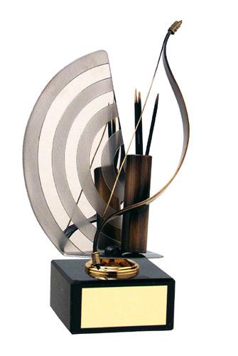 Archery Handmade Metal Trophy - 432