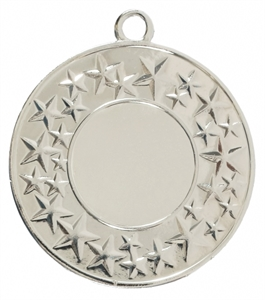 Silver Economy Celestial Medals (size: 50mm ) - 7003