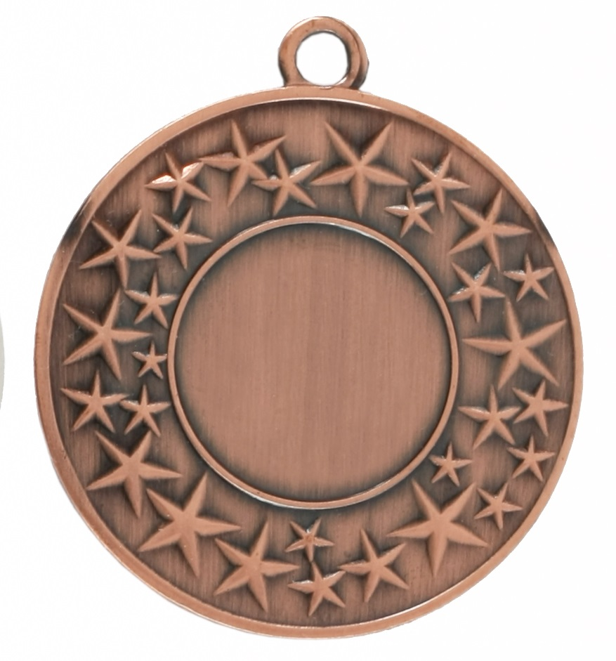 Copper Economy Celestial Medals (size: 50mm ) - 7003