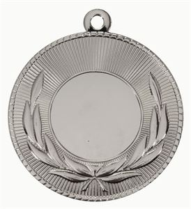 Silver Economy Laurel Wreath Medal (size: 50mm) - 7007