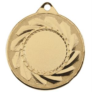 Gold Cyclone Medal - MM15002G