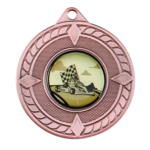 Bronze Pinnacle Medal - MM16059B