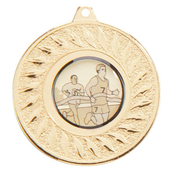 Gold Solar Medal - MM3142G