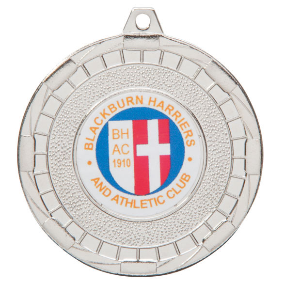 Silver Matrix Medal - MM1045S