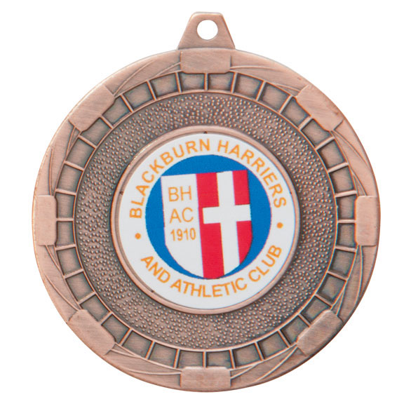 Bronze Matrix Medal - MM1045B