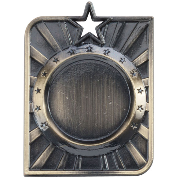 Gold Centurion Star Medal - MM15015G