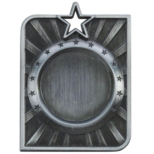 Silver Centurion Star Medal - MM15015S