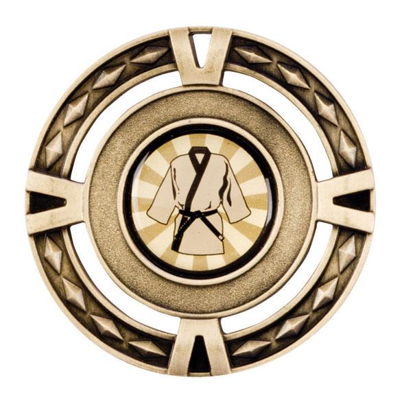 Gold V-Tech Medal - MM1027G