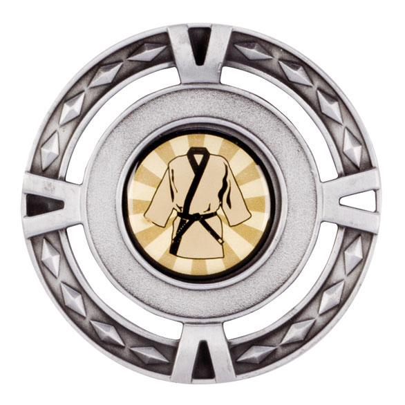 Silver V-Tech Medal - MM1027S