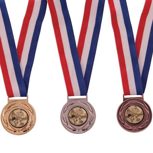 Value Medal & Chunky Ribbon - MM4180