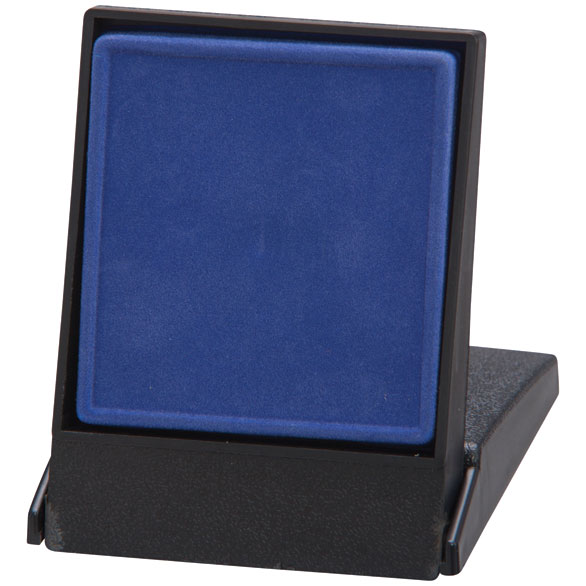 Fortress Blue Medal Box (size: takes 50/60mm medal) - MB4189B