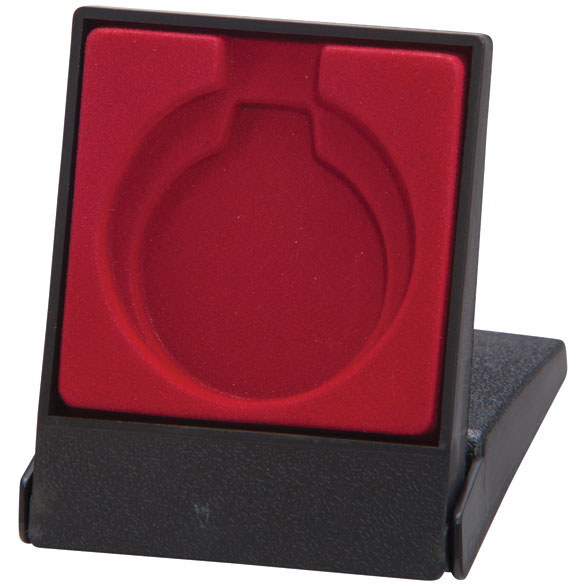 Garrison Red Medal Box (size: takes 40/50mm medal) - MB4188A
