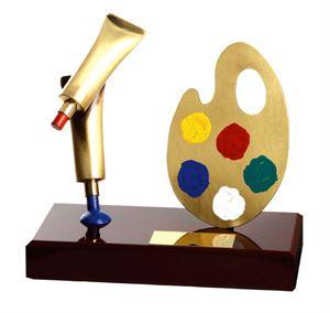 Art Handmade Metal Trophy