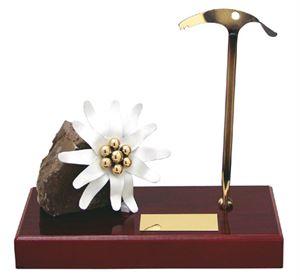 Edelweiss Mountaineering Handmade Metal Trophy - 408