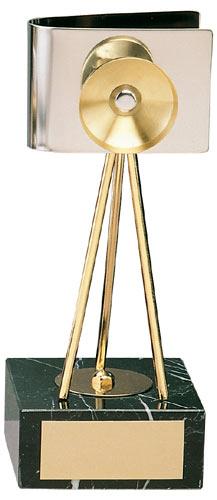 Camera Handmade Metal Trophy - 449