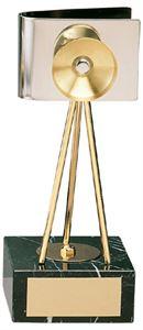 Camera Handmade Metal Trophy